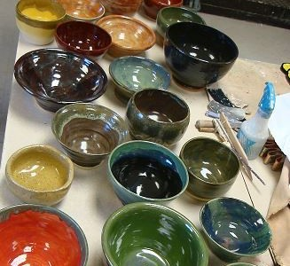 Empty Bowls Luncheon coming March 18.