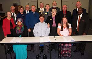 SCC Board of Governors proclaim April as Community College Month