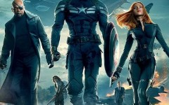 """Captain America: The Winter Soldier"" comes highly recommended"