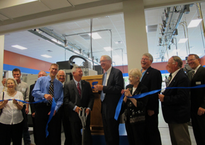Precision Ribbon Cutting